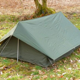 French Army Tent