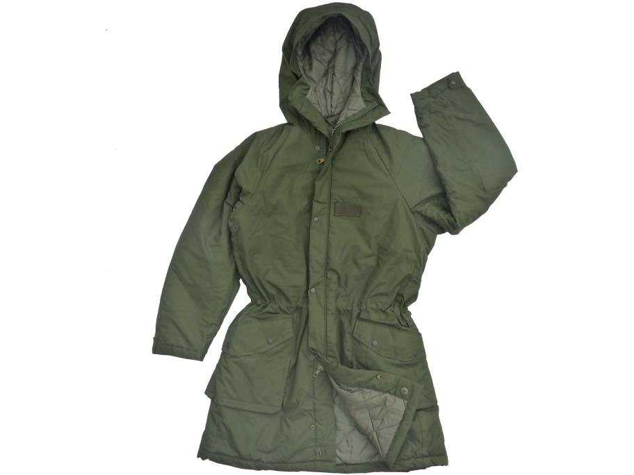 Swedish Military Surplus Parka Covu Clothing
