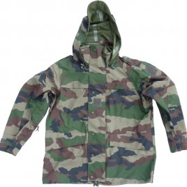 French Army CCE Waterproof Jacket