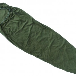Fleece Sleeping Bag Liner – Olive