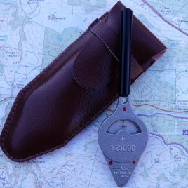 Military Map Measurer