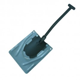 Swedish Army Folding Shovel