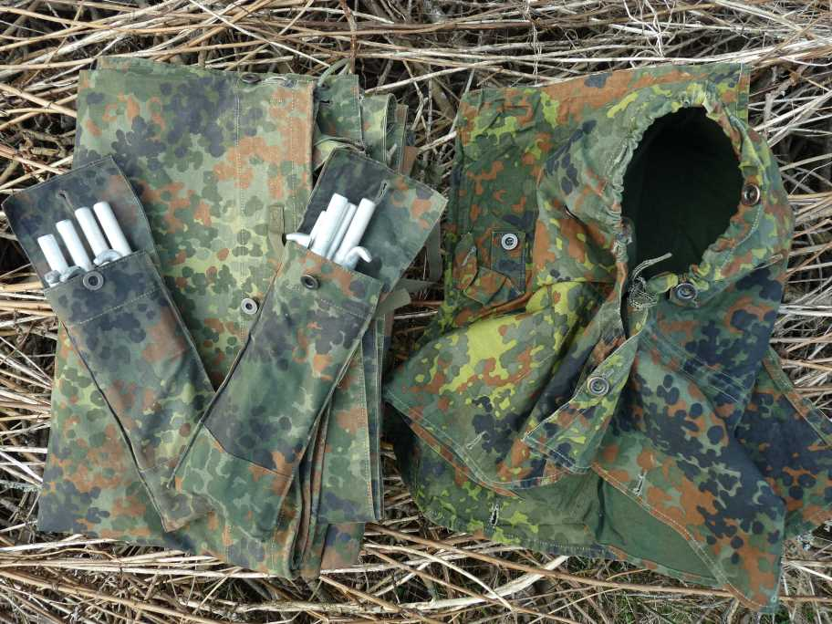 German Army Shelter Allpoints Outdoors