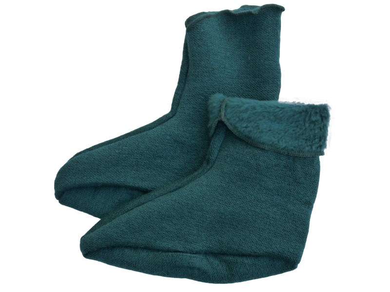 Item specifics  sc 1 st  eBay & Fleece Wool Tent Bed Socks Dutch Army Woolen Thermal Slippers ...