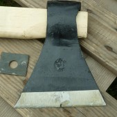 Soviet Army Felling Axe